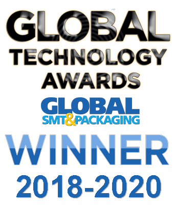 TMT-R9800S Soldering Robot Global Technology Award Winner 2018